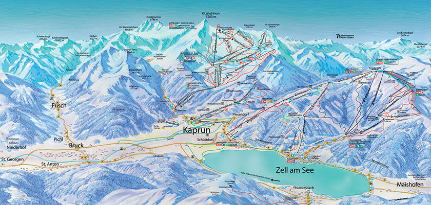 Zell Am See Austria Hotels Resorts Amp Holidays Inghams